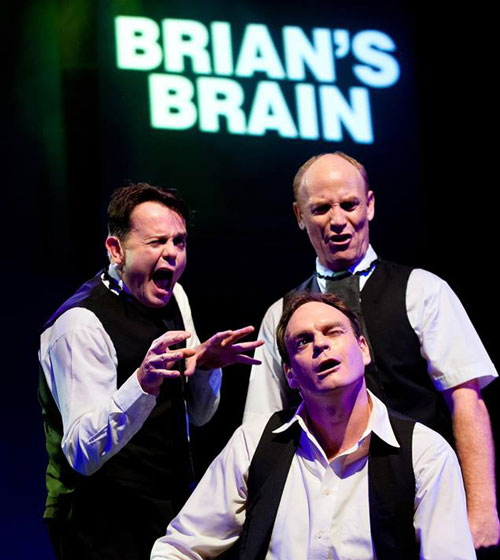 Brian's Brain - The Insanity League
